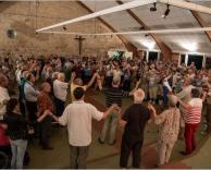 Chorale avec la communauté